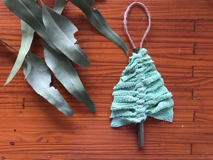 How to make your own Environmentally Friendly Christmas Tree Ornaments