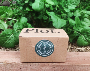 Plot Australia Mini Plot Pack Grow Your Own Garden Greens