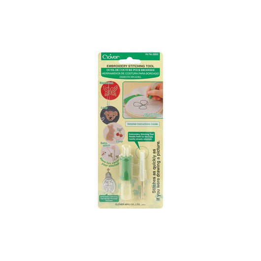Clover Embroidery Stitching Tool - A Plus Craft