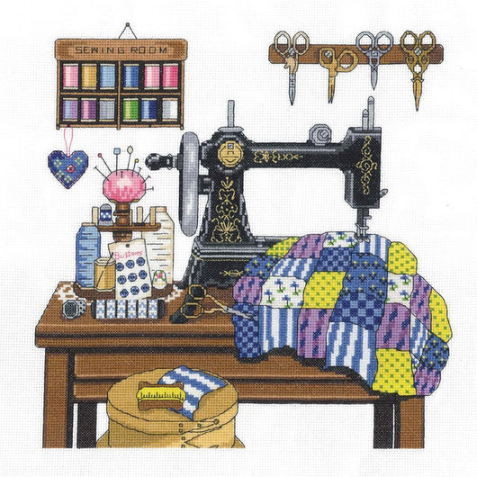 Janlynn Counted Cross Stitch Kit 12