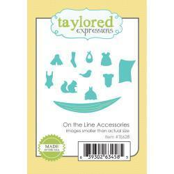 Taylored Expressions Die On The Line Accessories - A Plus Craft