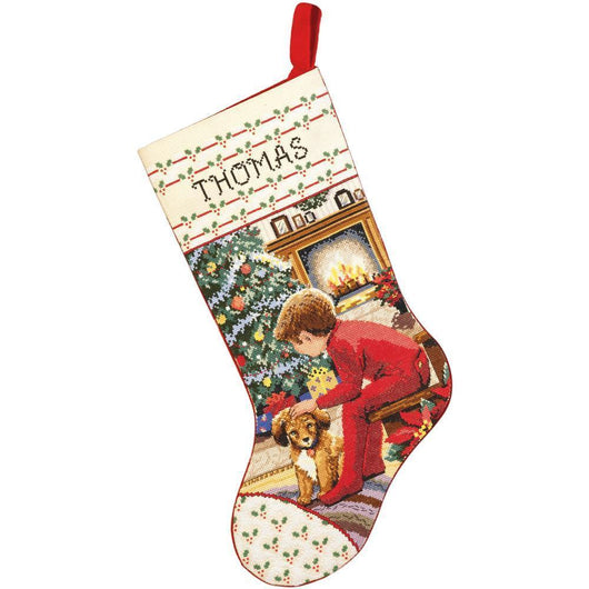 Janlynn Stocking Counted Cross Stitch Kit 18