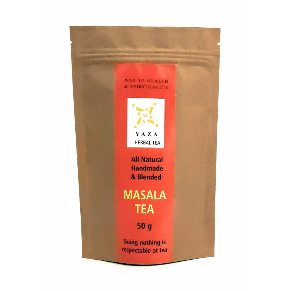 Yaza Masala Tea The Energizer (50g - 25 cups)