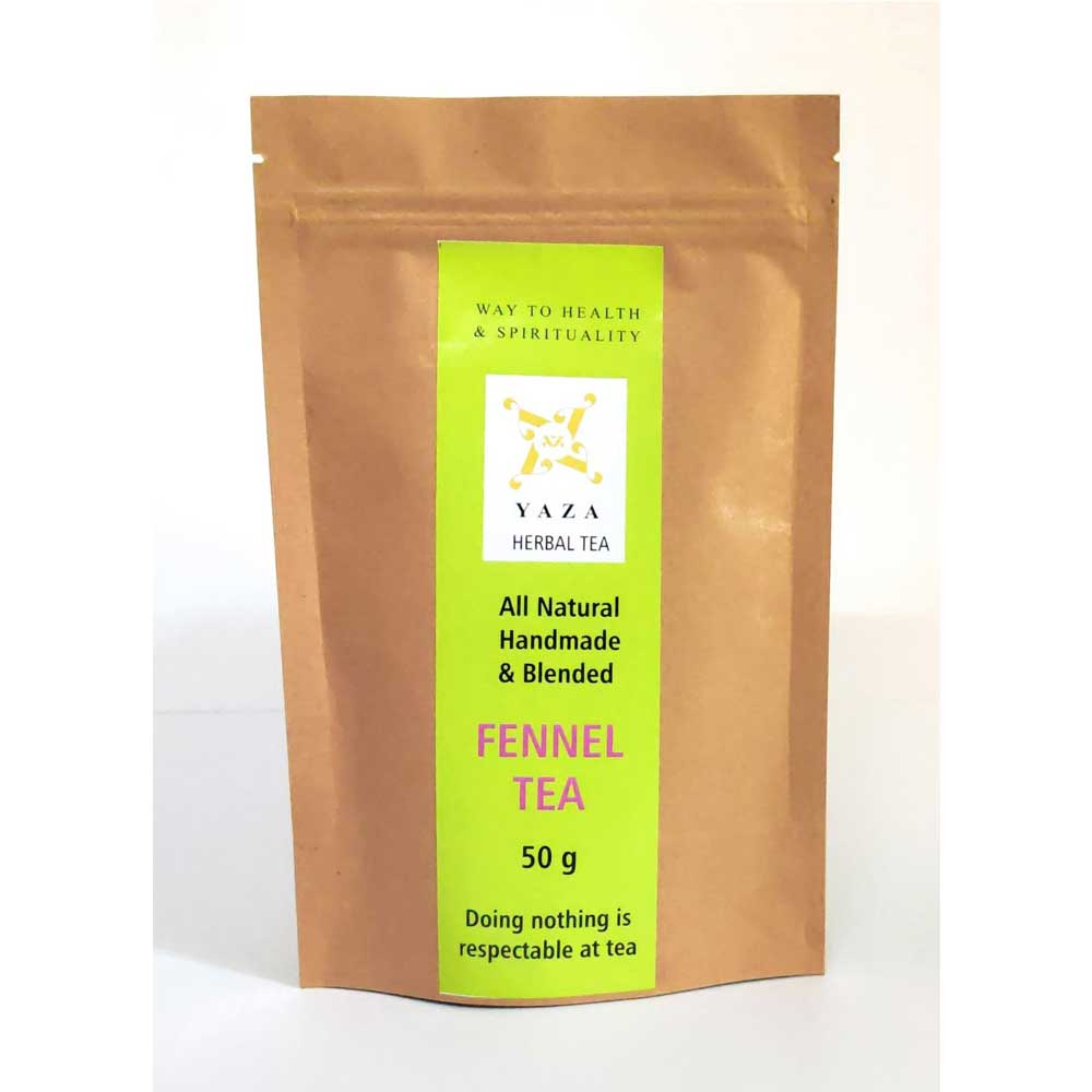 Yaza Fennel Green Tea The Digestion Don (50g - 25 cups)