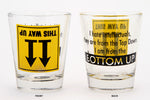 Bottoms Up Shot Glass (set of 2)