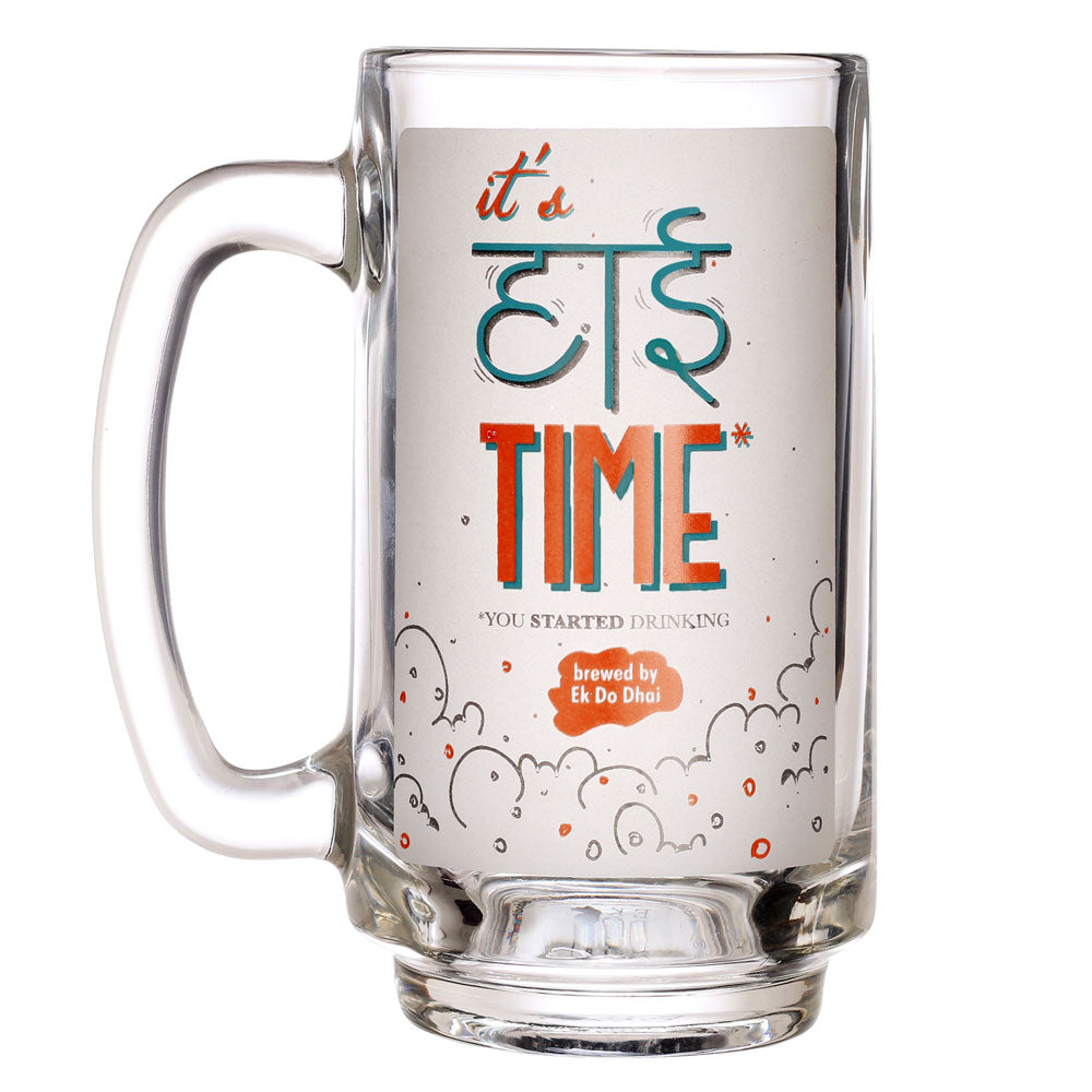 High Time Beer Mug
