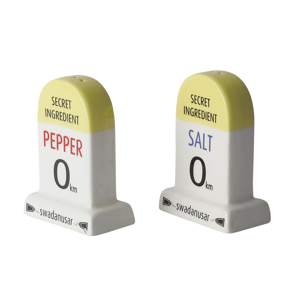 Milestone Salt Pepper Holder