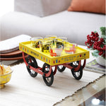 SHOT GLASS THELA (Shot Glass Trolley)