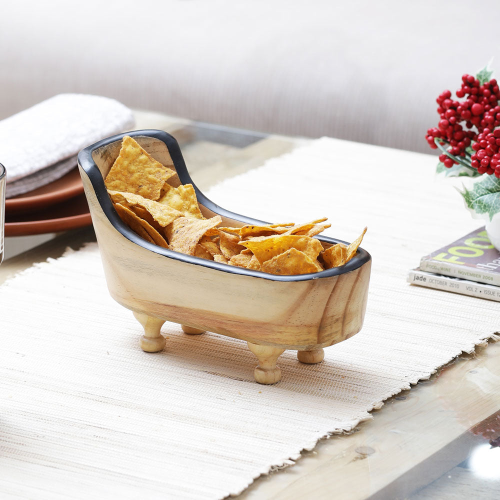 Bath Tub Platter (for snacks & deserts)