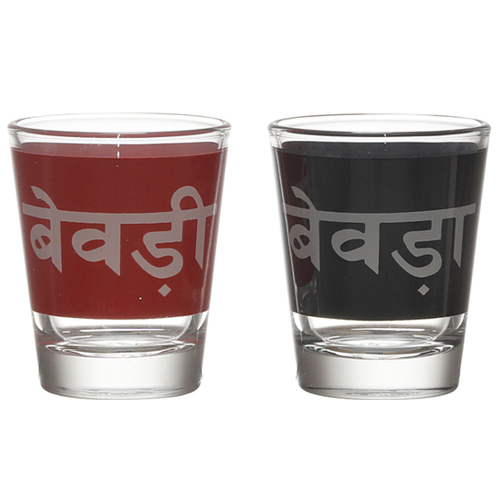 BEWRA-BEWRI SHOT GLASS (SET OF 2)