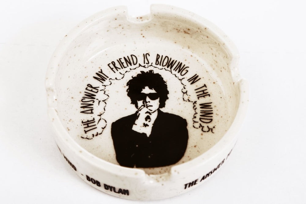 Bob Dylan Ashtray