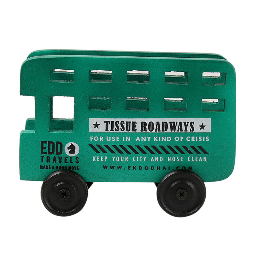 Roadways Bus Tissue/Napkin Holder
