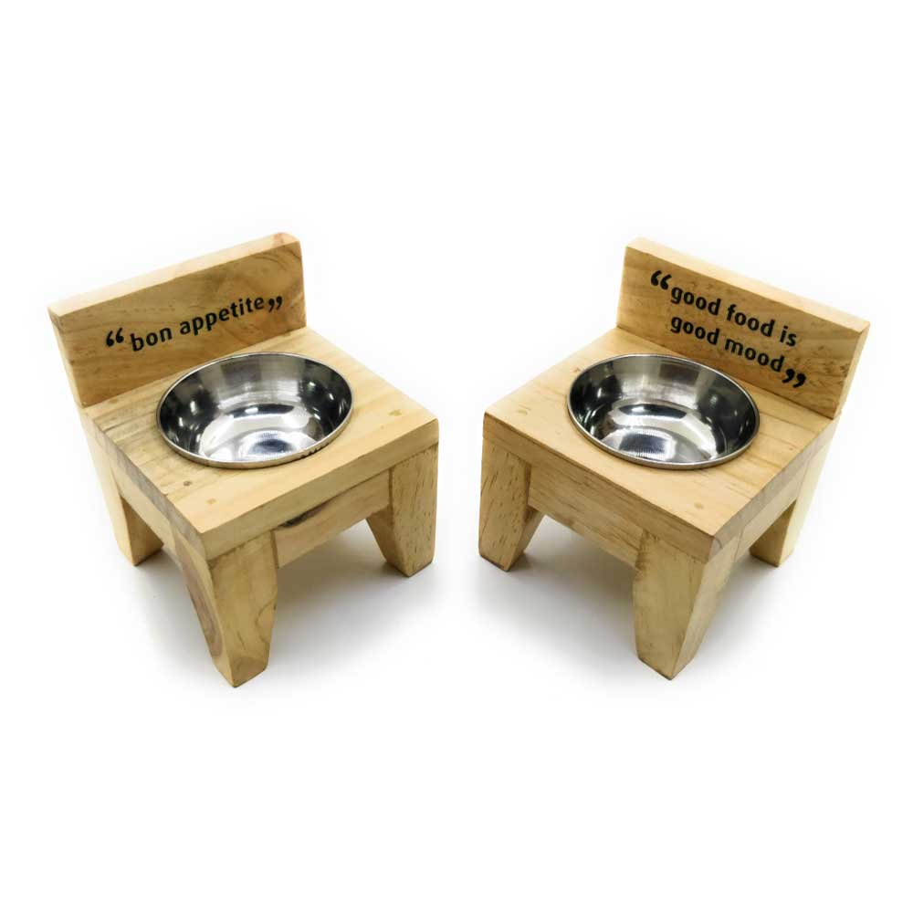 Chair Bowls set of 2
