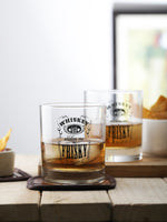 Frisky Whiskey Glass (Set of 2)
