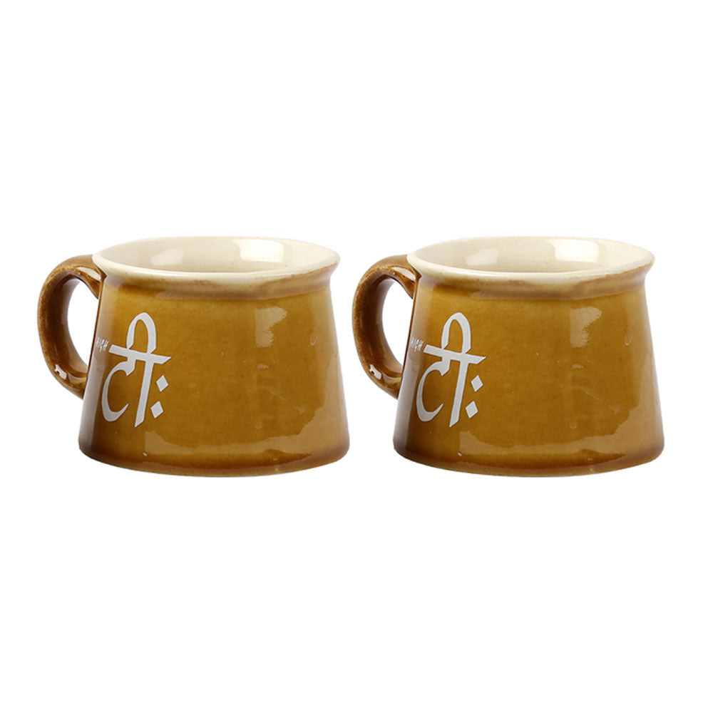 High Tea Cups (set of 2)