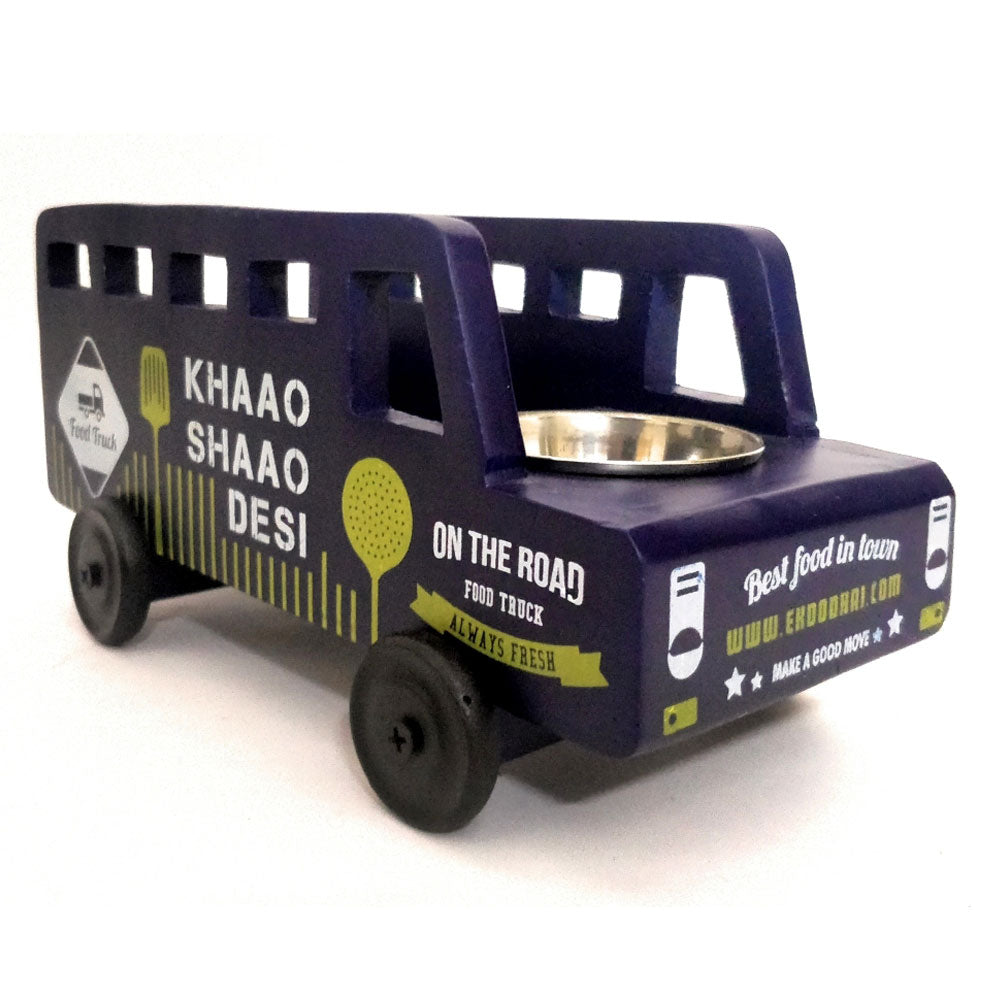 Khaao Shaao Food Truck with Dip bowl