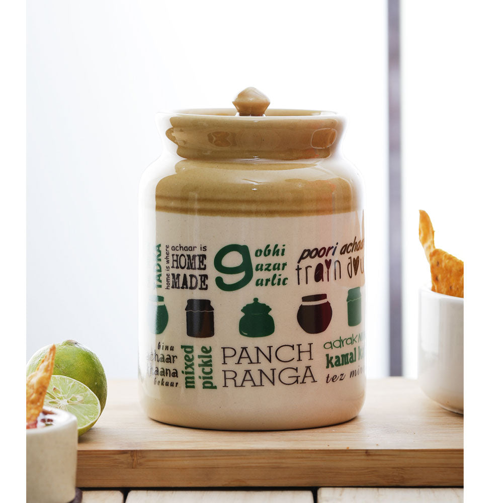 Pickle Love Jar (650ml)