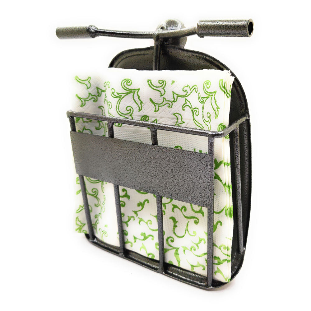 Scooter Tissue Holder
