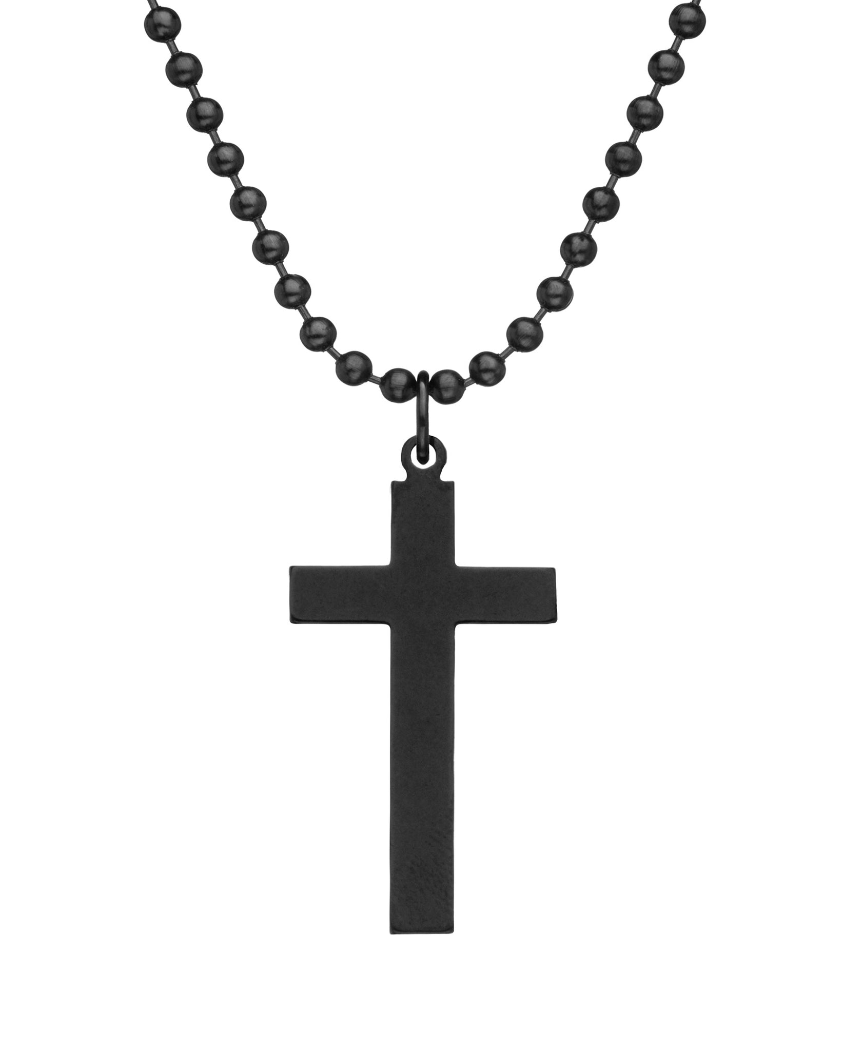 Long Cross - Black
