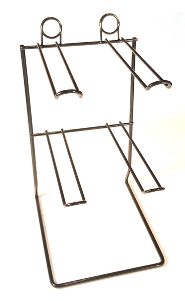 Counter Top Display Stand with 4 Pegs - Carton Multiples of 10