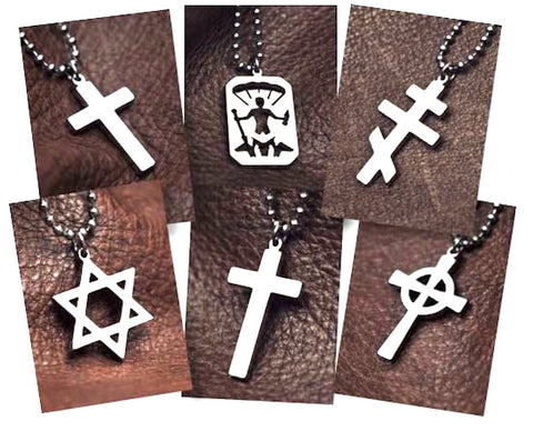 QUICK ORDER for Spiritual Pendants: 13 Products