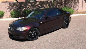 2008 BMW 135i Full Wrap
