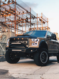 Bulken Off-Road F-150 SEMA Build