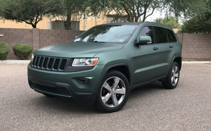 2014 Jeep Grand Cherokee Full Wrap
