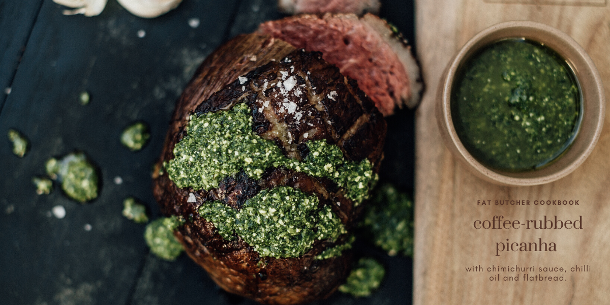 Coffee-Rubbed Picanha