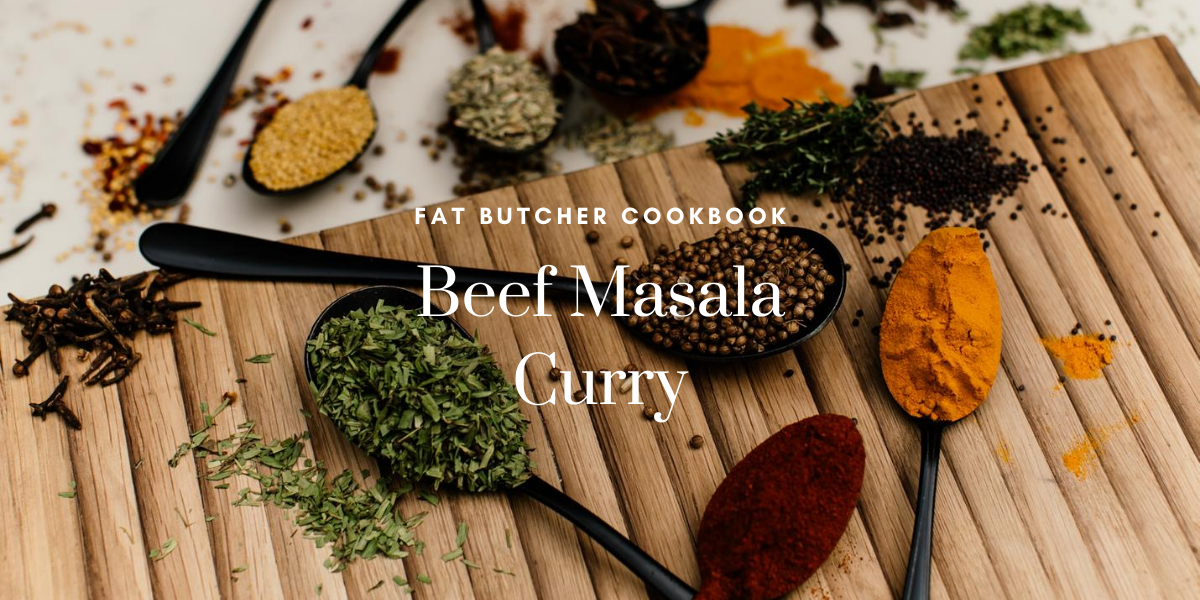 Beef Musala Curry