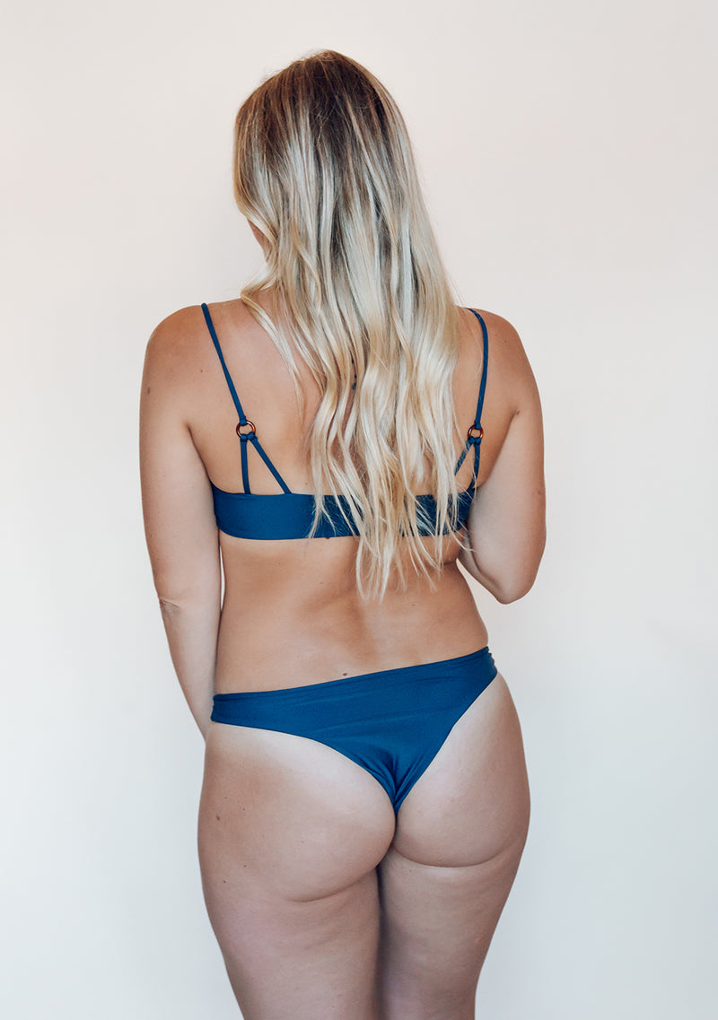 Ocean Bottoms | Navy - Salt and Thread Co.