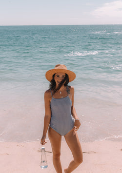 Lucy One Piece | Gingham - Salt and Thread Co.