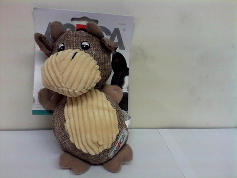 ASPCA Moose Corduroy Plush Toy