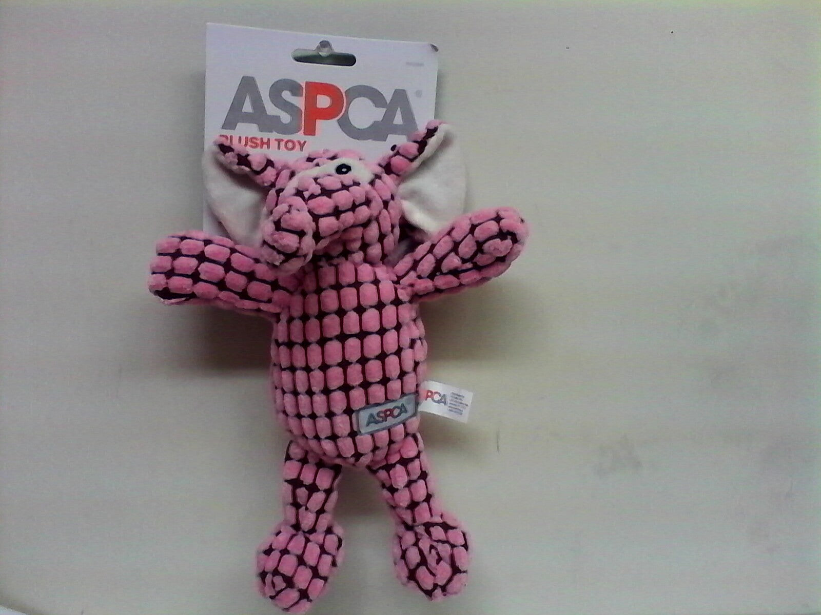 ASPCA Elephant Plush Toy