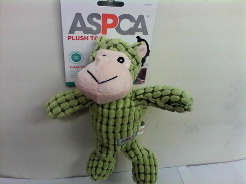 ASPCA Monkey Plush Toy