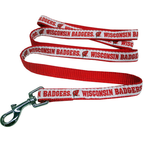 Collegiate Wisconsin Medium Leash