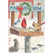 Pine River Farm House Flag, #13806