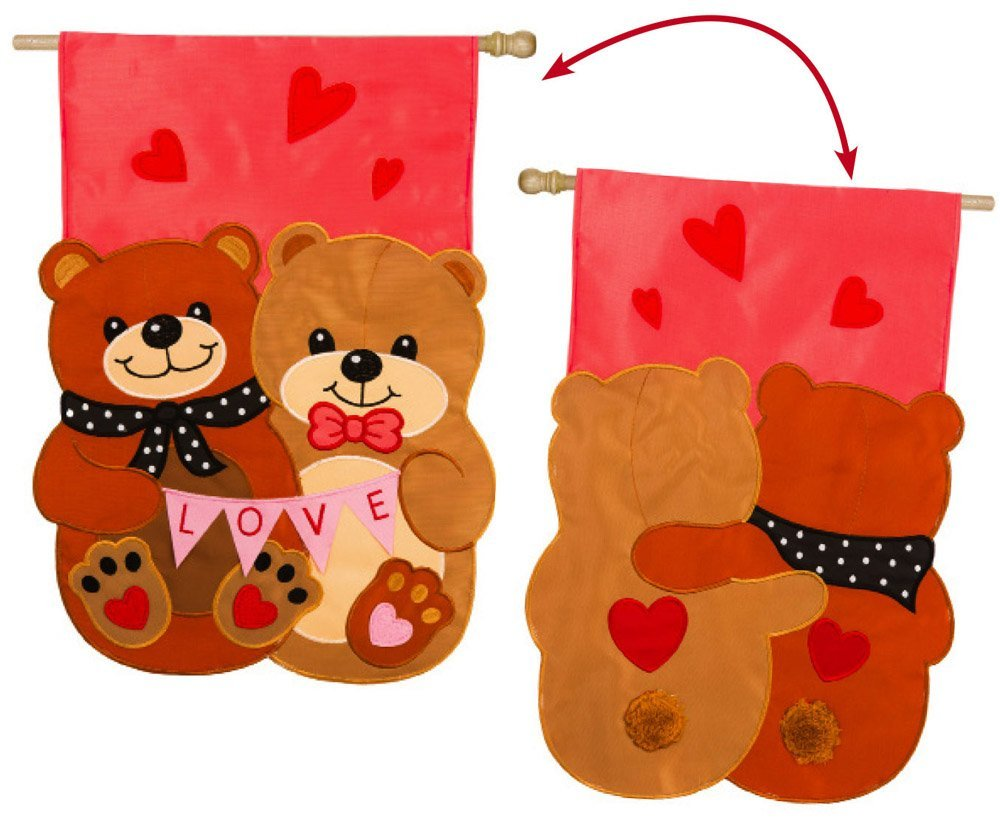 Love Bears All Things House Flag, #158616fb