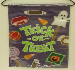 Trick or Treat Applique Garden Flag,  #71449