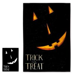 Trick or Treat Jack Garden Flag,  #141152