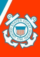 US Coast Guard House Flag,  # 0067FL