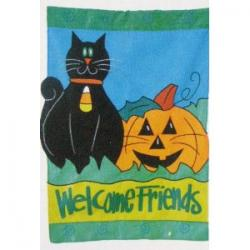 Cat and Jack House Flag, #9734fl