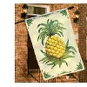 PIneapple Welcome Friends Garden Flag,  #14843