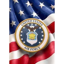 Air Force Garden Flag,  #71103