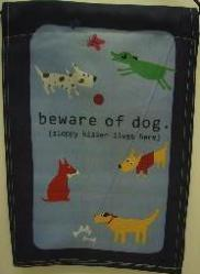 Dog Lover Garden Flag, #3520
