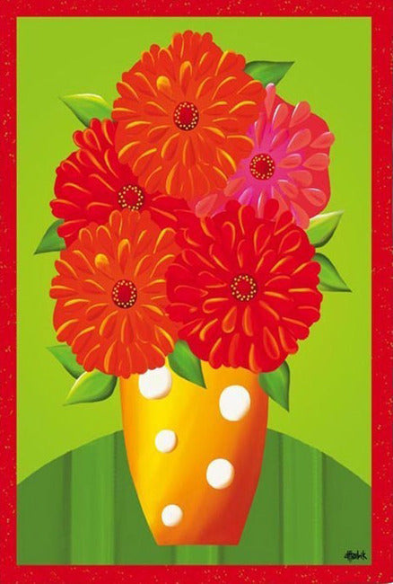 Bright Bouquet Garden Flag,  #141915