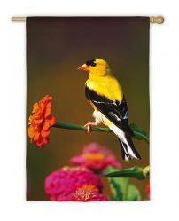 Goldfinch House Flag, #131654