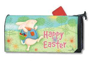 Easter Morning Standard Size Mailbox Cover, #08311