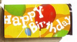 Happy Birthday Standard Size Mailbox Cover, #56030