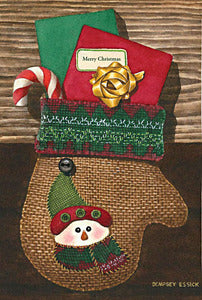 Stocking Stuffers Garden Flag,  #14s2113